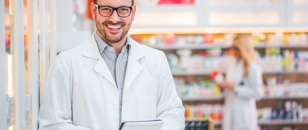 farmacêutico de alta performance